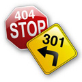 301 Redirects Prevent 404 Errors
